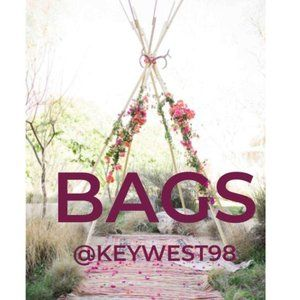 BAGS - PLEASE READ! JUST LOWERED PRICES